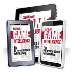 Softball Game Intelligence – eBook