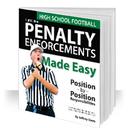 High School Football Penalty Enforcements Made Easy