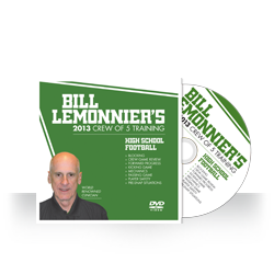 Bill LeMonnier's 2013 Crew of 5 Training DVD