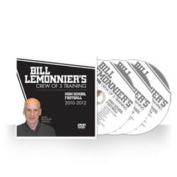 Bill LeMonnier's 2010-12 Crew of 5 Training DVD Set