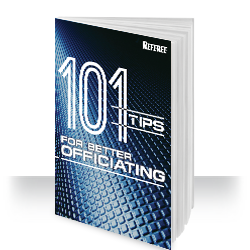 101 Tips for Better Officiating