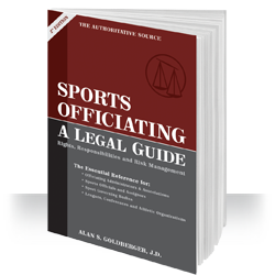 Sports Officiating: A Legal Guide